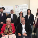 Jersey Edu dept signing MOU with UniCaen